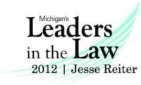 Michigan Lawyers Weekly Leaders in the Law | Michigan Cerebral Palsy Attorneys Awards